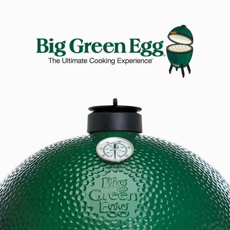 More about Big Green Egg grills at Palmetto