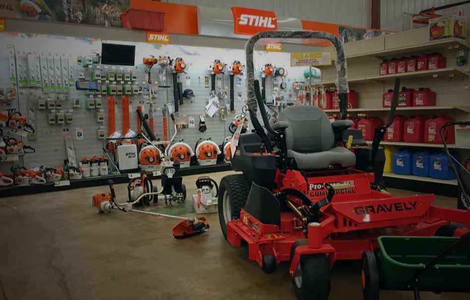 Stihl Warranty Service and Repair