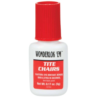 WONDERLOK 'EM 0.17 Oz. Chair Joint Adhesive