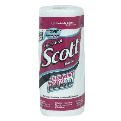 Kimberly Clark Scott Paper Towel (1 Roll)