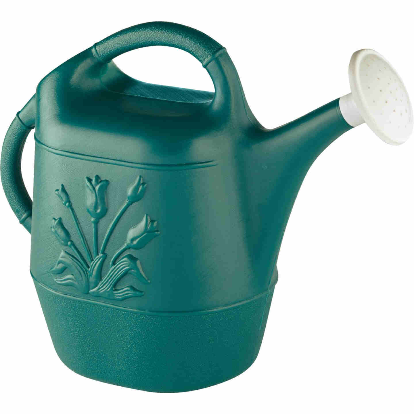 United Products 2 Gal. Hunter Green Poly Watering Can Image 1