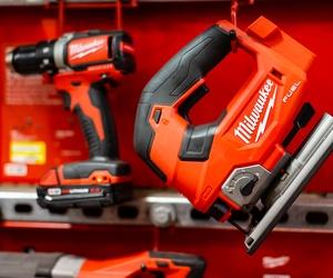 milwaukee drill and jigsaw